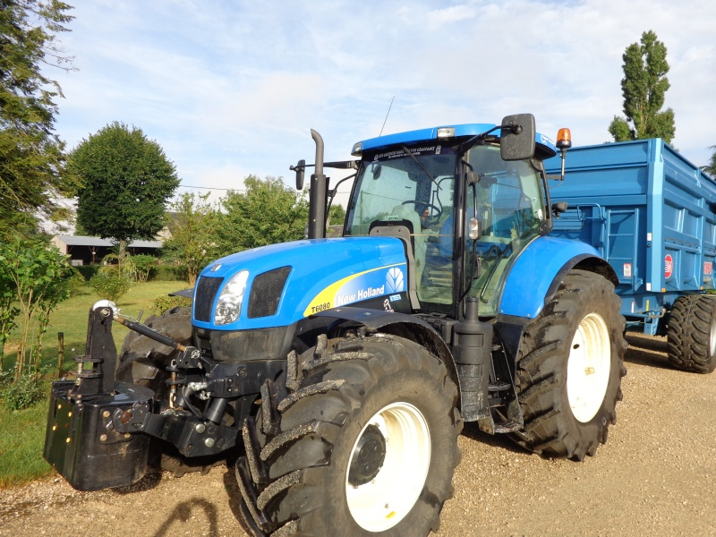 Claas arion 640 contre New Holland t6080 Dsc00214
