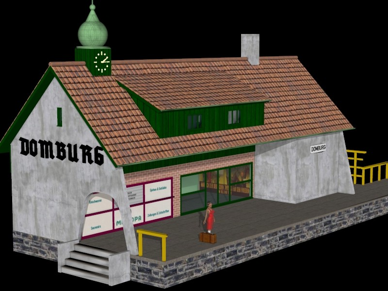 Bahnhof Domburg Dombur10