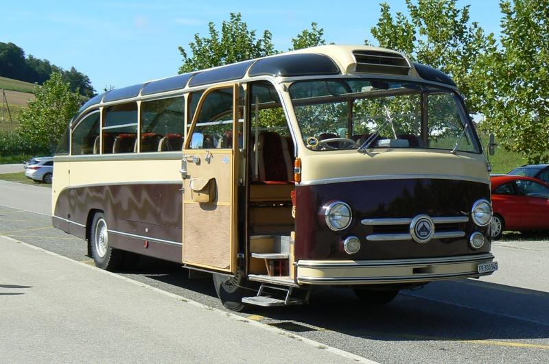 1er meeting international VW Vintage de Morat / Suisse  P1060910