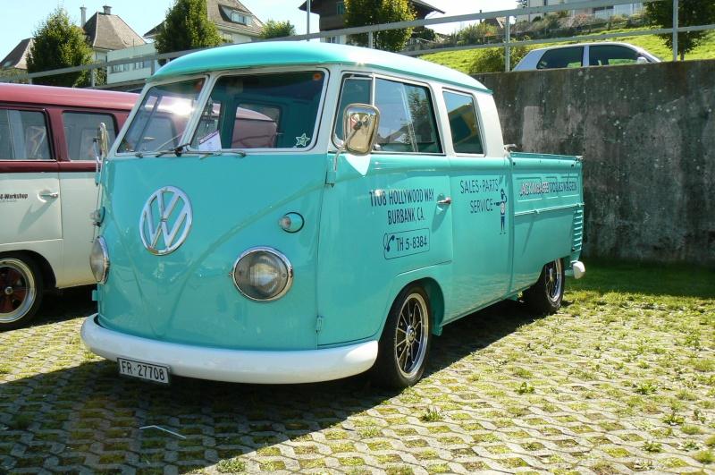 1er meeting international VW Vintage de Morat / Suisse  P1070013