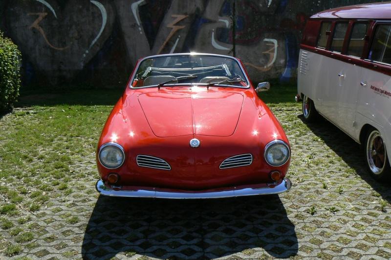 1er meeting international VW Vintage de Morat / Suisse  P1070014