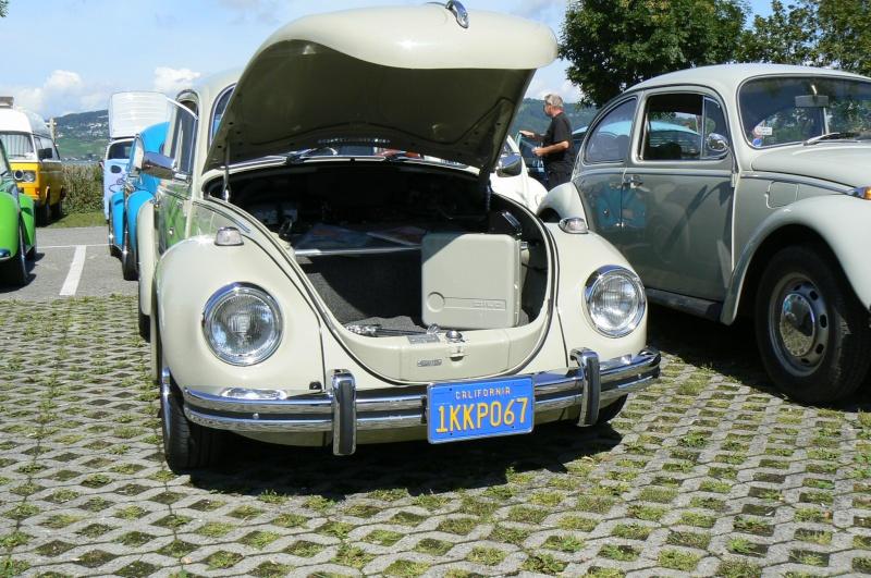 1er meeting international VW Vintage de Morat / Suisse  P1070015