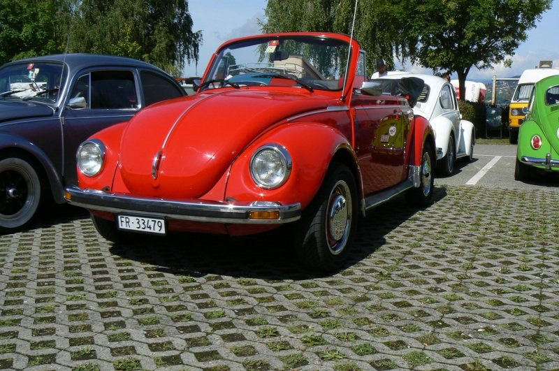 1er meeting international VW Vintage de Morat / Suisse  P1070017