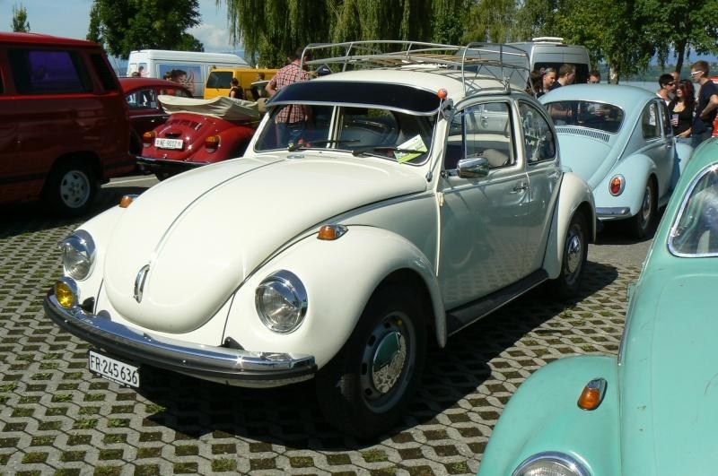 1er meeting international VW Vintage de Morat / Suisse  P1070023
