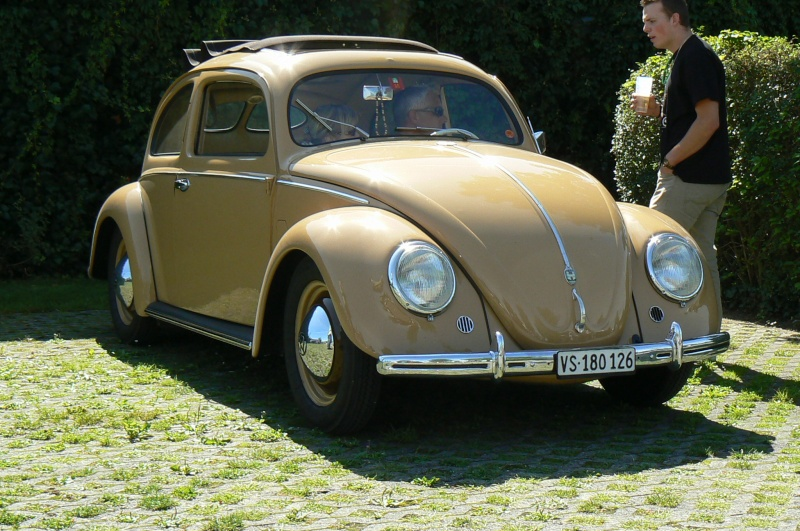 1er meeting international VW Vintage de Morat / Suisse  P1070024
