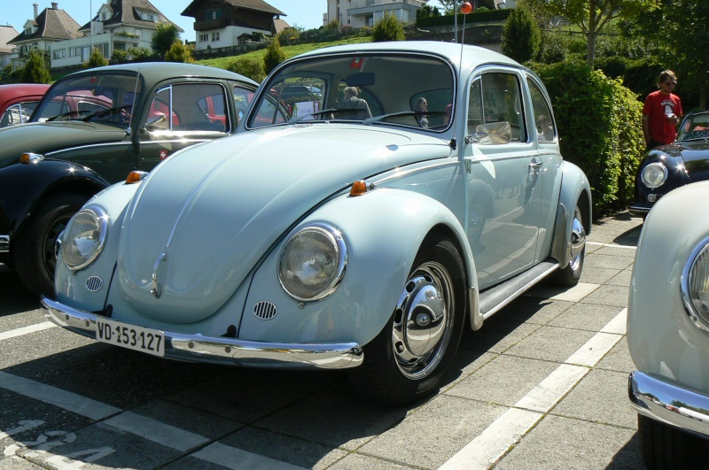 1er meeting international VW Vintage de Morat / Suisse  P1070025