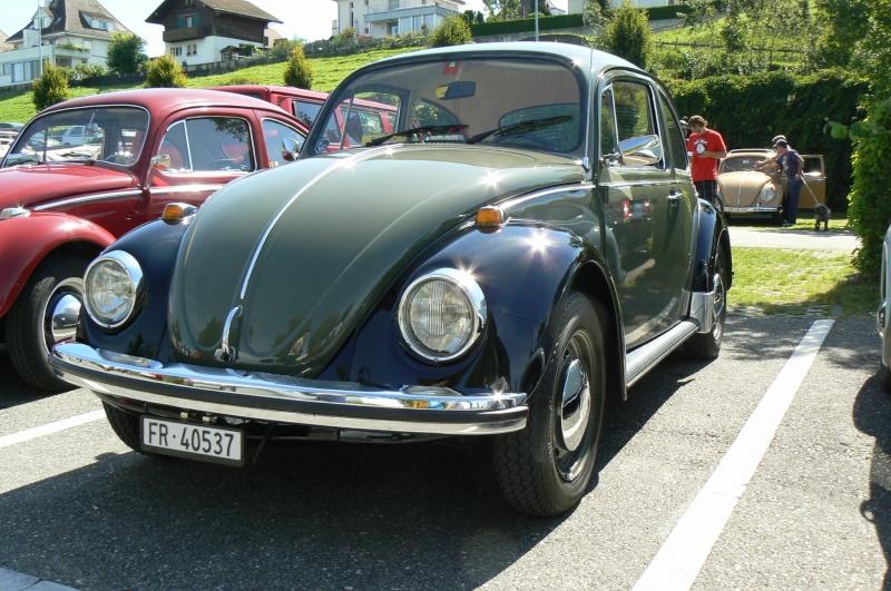 1er meeting international VW Vintage de Morat / Suisse  P1070026