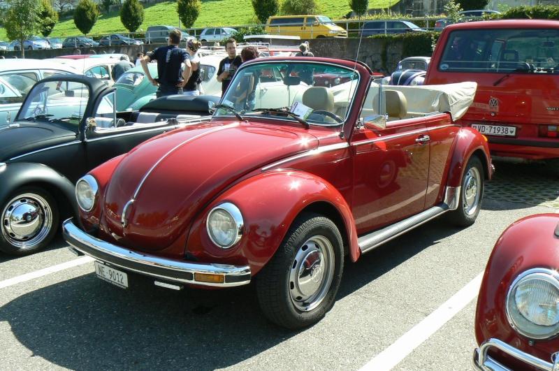 1er meeting international VW Vintage de Morat / Suisse  P1070027