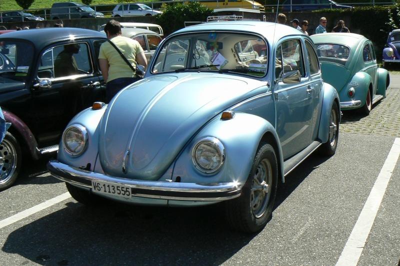 1er meeting international VW Vintage de Morat / Suisse  P1070028