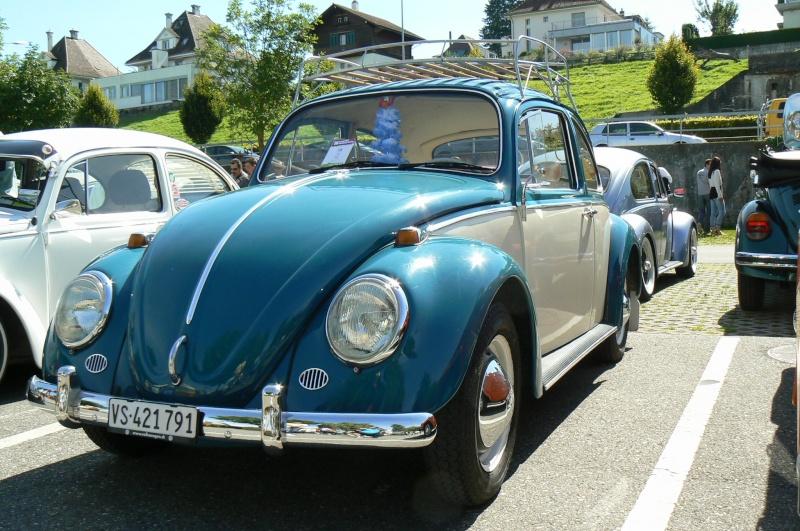 1er meeting international VW Vintage de Morat / Suisse  P1070031
