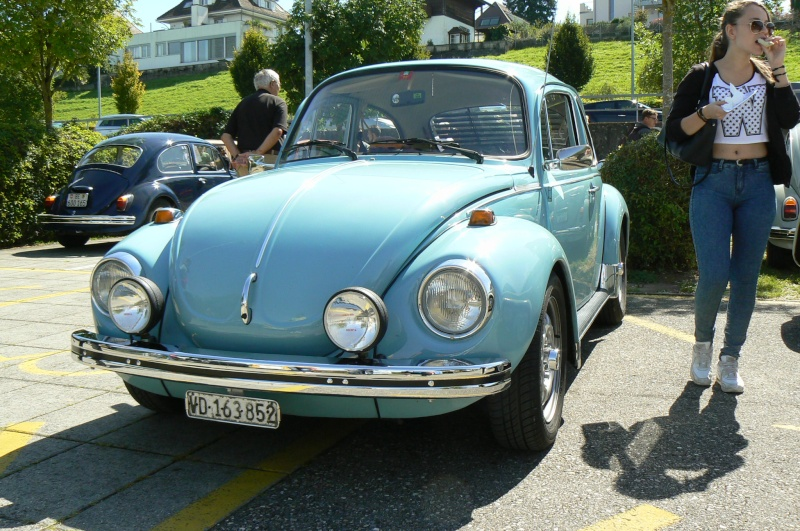 1er meeting international VW Vintage de Morat / Suisse  P1070032