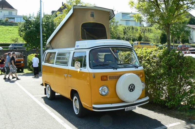 1er meeting international VW Vintage de Morat / Suisse  P1070033