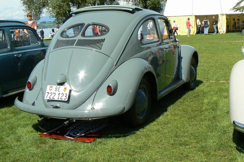 1er meeting international VW Vintage de Morat / Suisse  P1070113