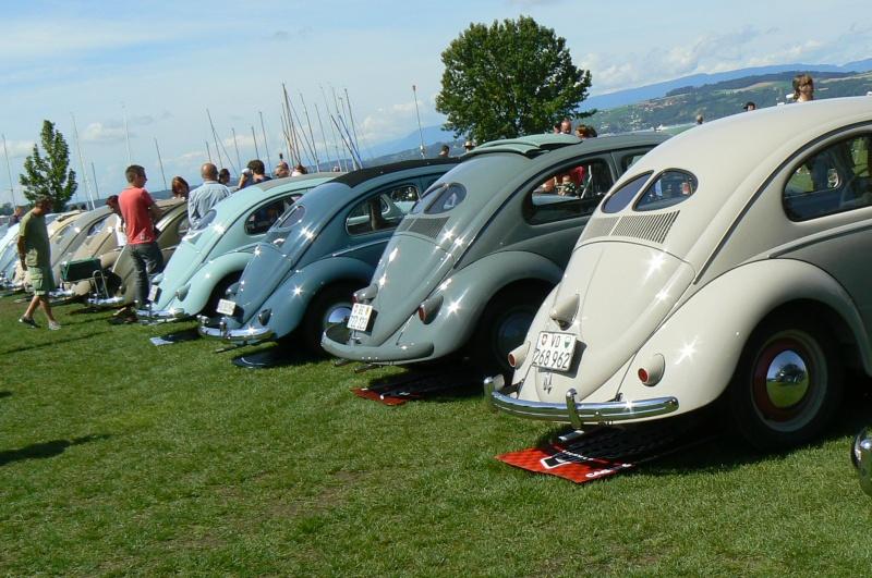 1er meeting international VW Vintage de Morat / Suisse  P1070114