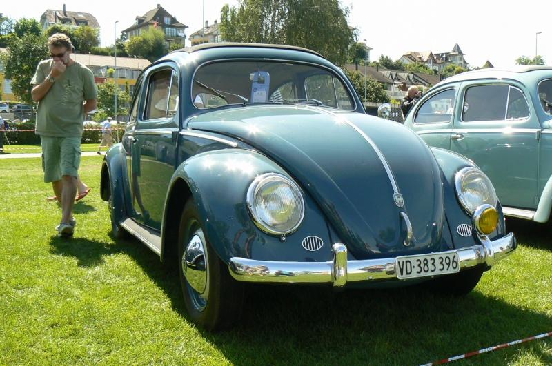 1er meeting international VW Vintage de Morat / Suisse  P1070115