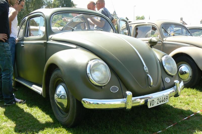 1er meeting international VW Vintage de Morat / Suisse  P1070120