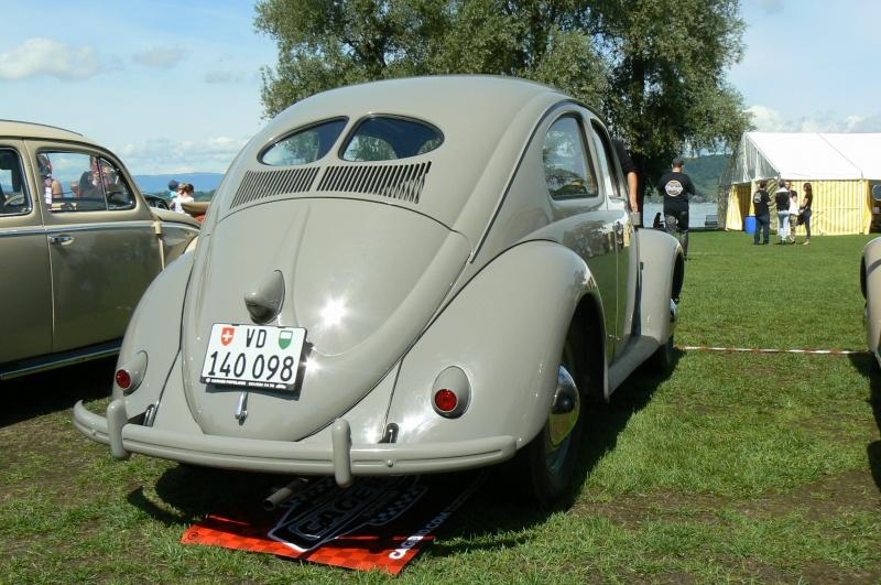 1er meeting international VW Vintage de Morat / Suisse  P1070122