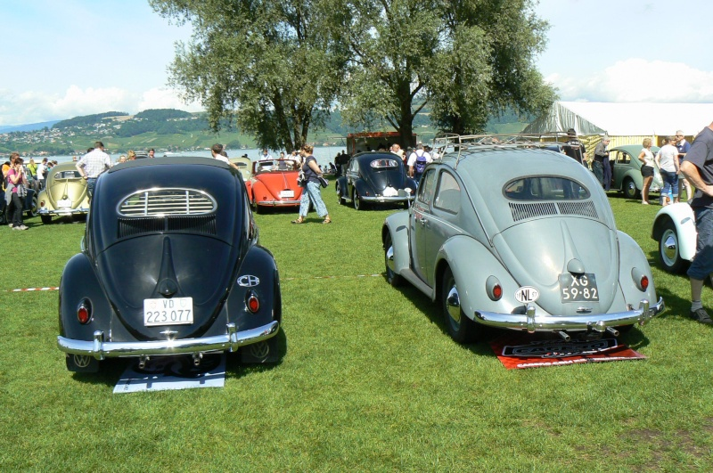 1er meeting international VW Vintage de Morat / Suisse  P1070123