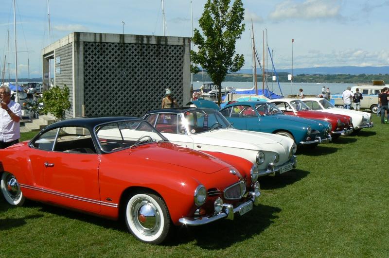 1er meeting international VW Vintage de Morat / Suisse  P1070124