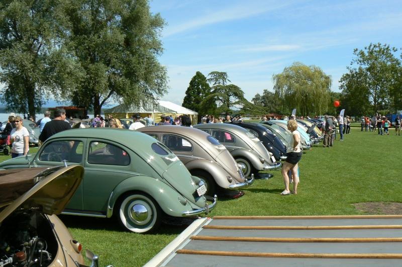 1er meeting international VW Vintage de Morat / Suisse  P1070127