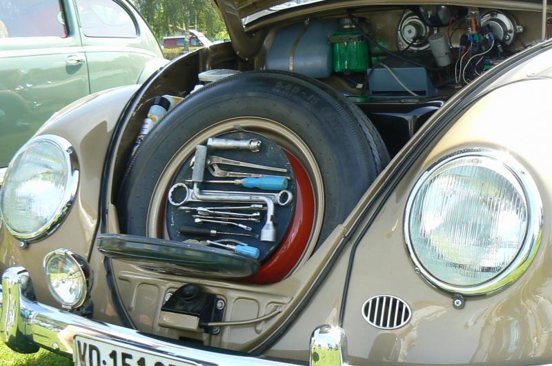 1er meeting international VW Vintage de Morat / Suisse  P1070128