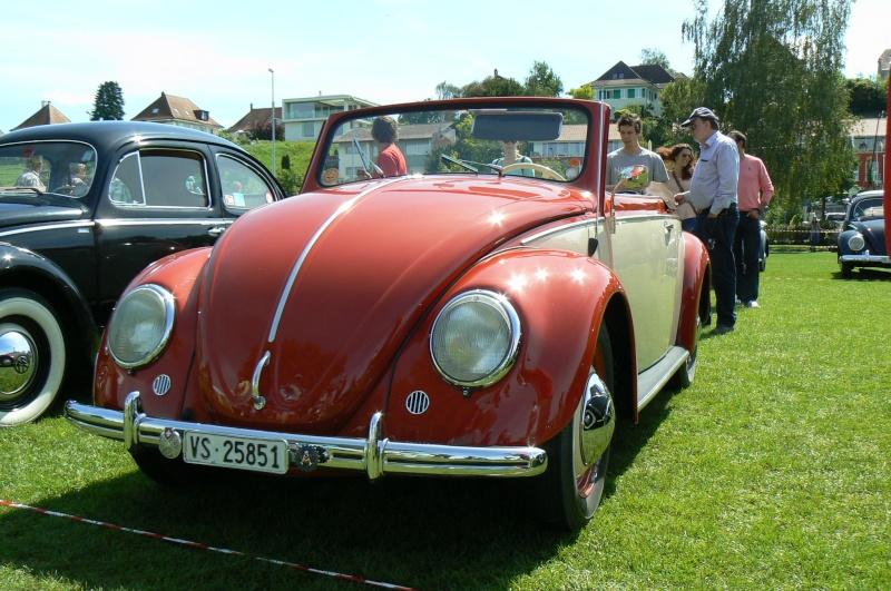 1er meeting international VW Vintage de Morat / Suisse  P1070129
