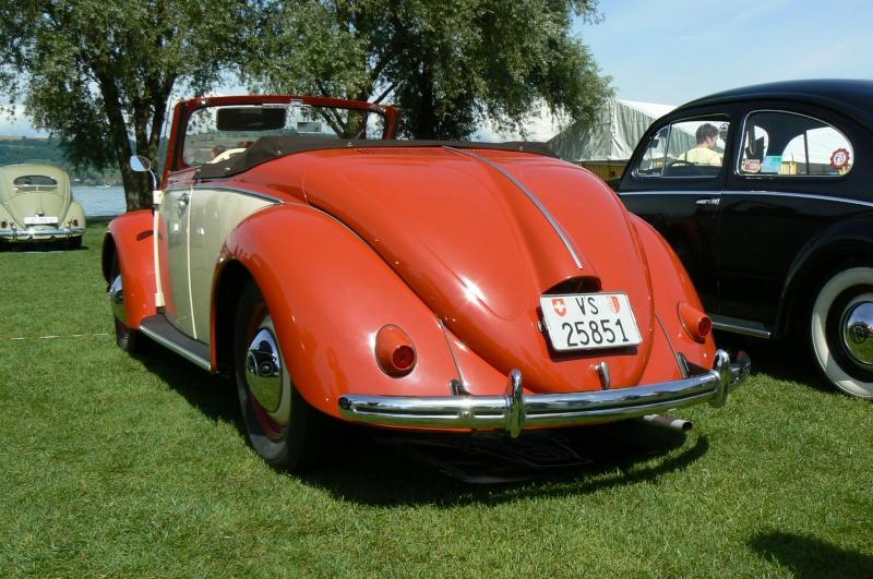 1er meeting international VW Vintage de Morat / Suisse  P1070130
