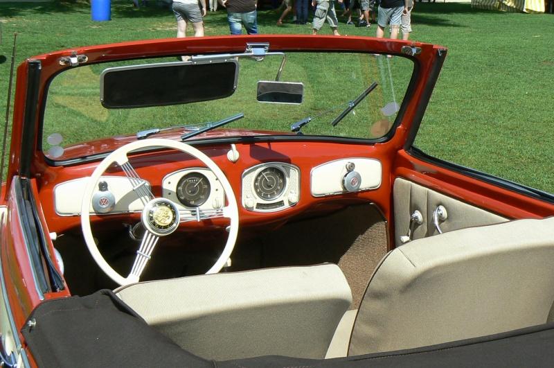 1er meeting international VW Vintage de Morat / Suisse  P1070131