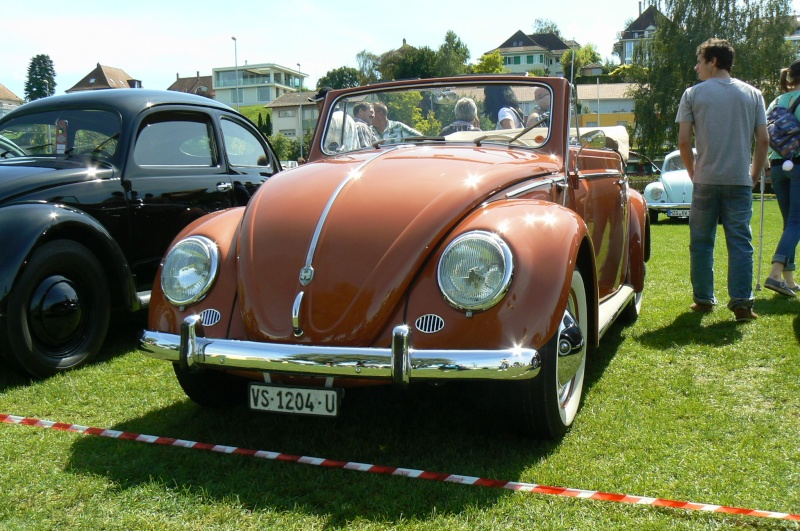 1er meeting international VW Vintage de Morat / Suisse  P1070132