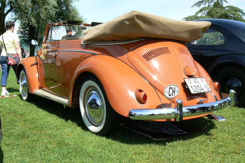 1er meeting international VW Vintage de Morat / Suisse  P1070133