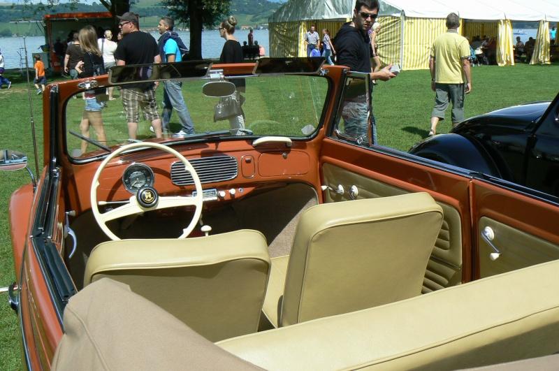 1er meeting international VW Vintage de Morat / Suisse  P1070134