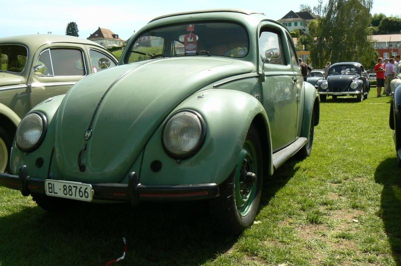 1er meeting international VW Vintage de Morat / Suisse  P1070135