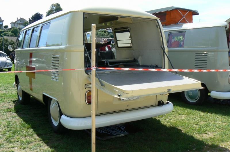 1er meeting international VW Vintage de Morat / Suisse  P1070137