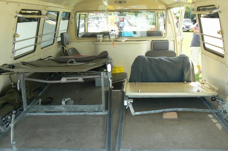 1er meeting international VW Vintage de Morat / Suisse  P1070138