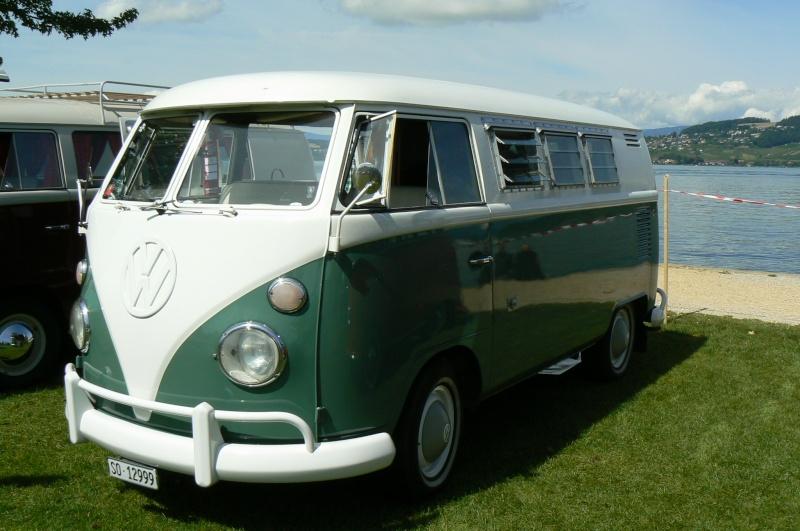 1er meeting international VW Vintage de Morat / Suisse  P1070212