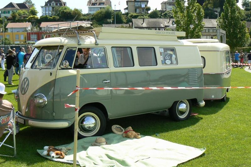 1er meeting international VW Vintage de Morat / Suisse  P1070214