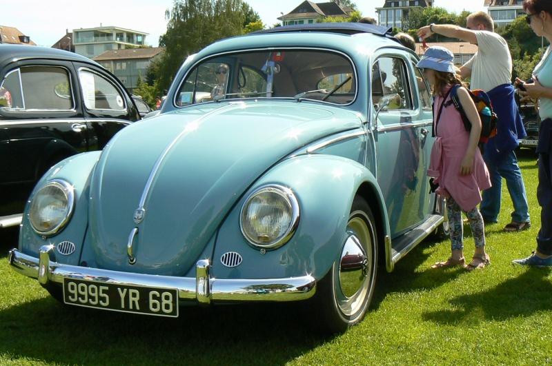 1er meeting international VW Vintage de Morat / Suisse  P1070215