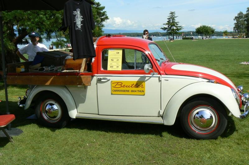 1er meeting international VW Vintage de Morat / Suisse  P1070218