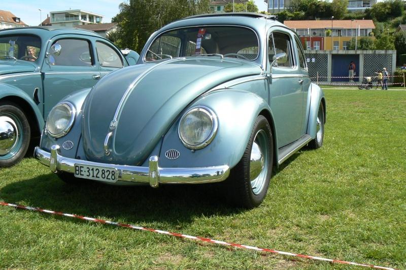 1er meeting international VW Vintage de Morat / Suisse  P1070219