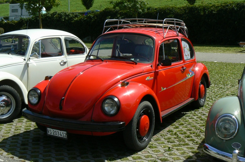 1er meeting international VW Vintage de Morat / Suisse  P1070221