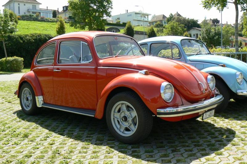 1er meeting international VW Vintage de Morat / Suisse  P1070222