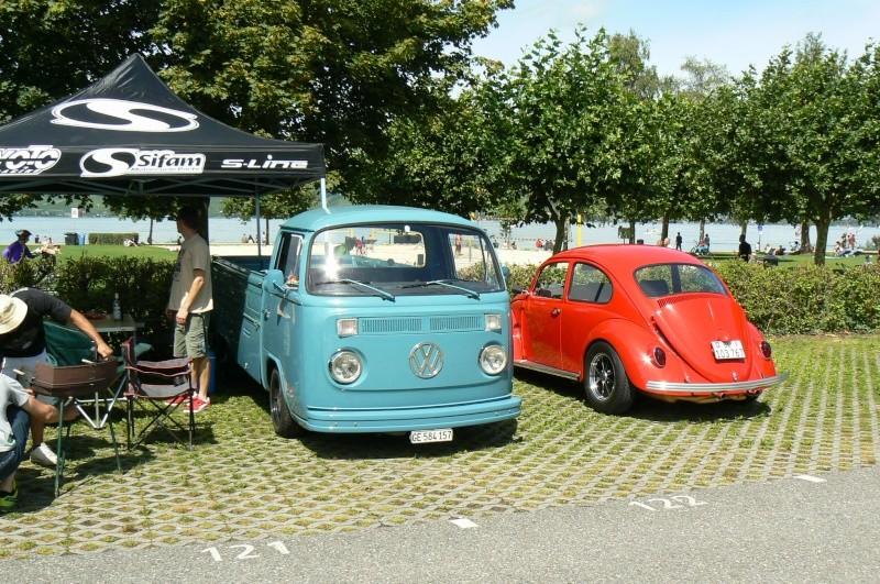 1er meeting international VW Vintage de Morat / Suisse  P1070223