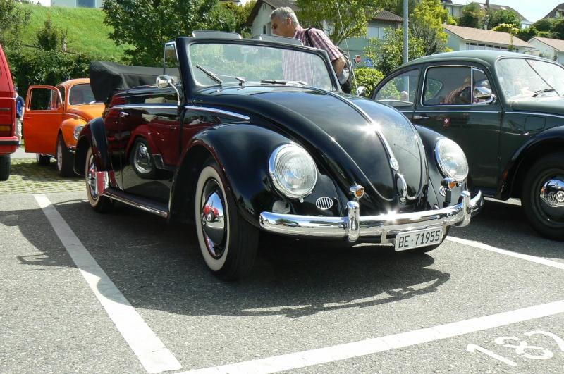 1er meeting international VW Vintage de Morat / Suisse  P1070224