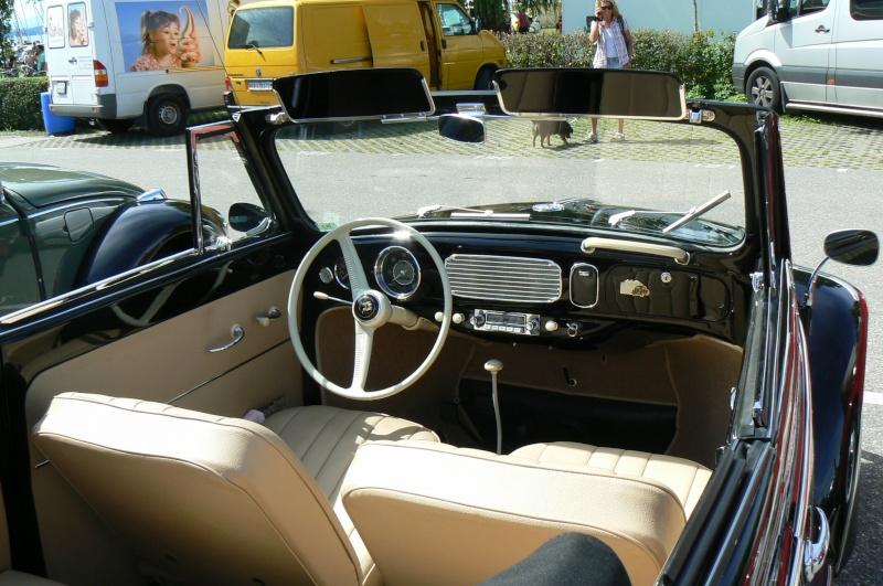1er meeting international VW Vintage de Morat / Suisse  P1070225