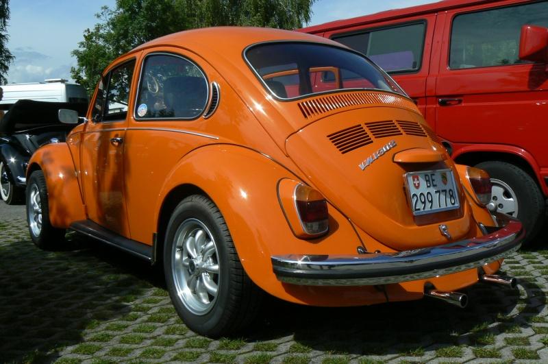 1er meeting international VW Vintage de Morat / Suisse  P1070226