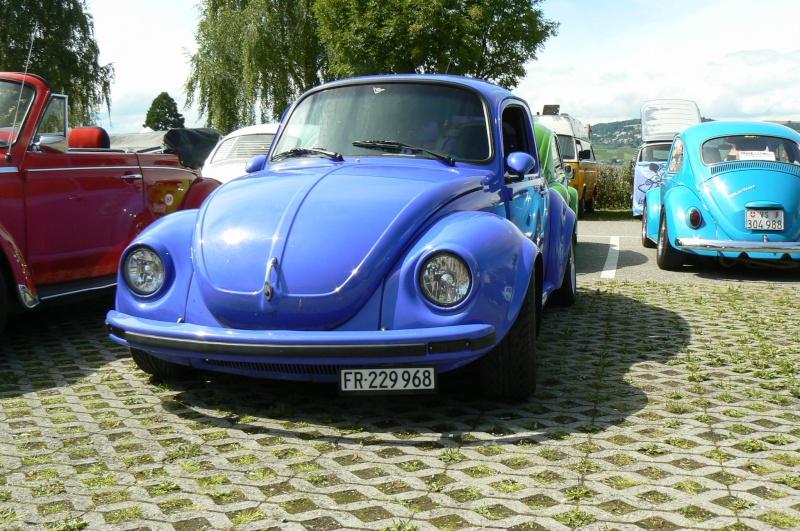 1er meeting international VW Vintage de Morat / Suisse  P1070228