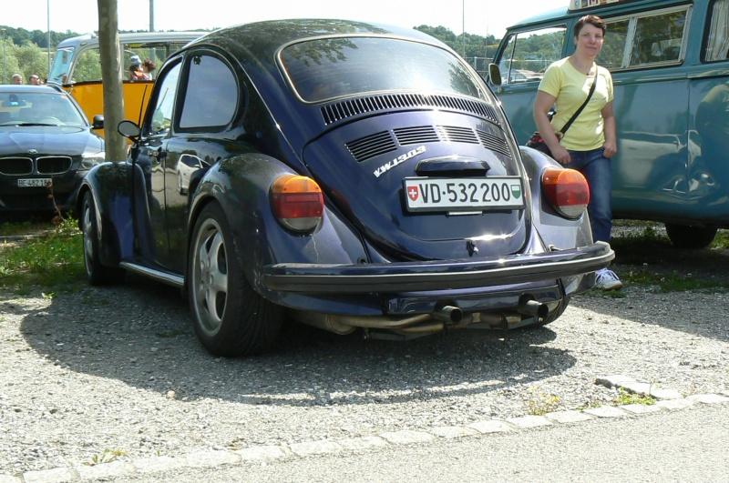 1er meeting international VW Vintage de Morat / Suisse  P1070229
