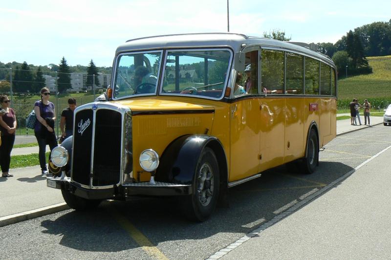 1er meeting international VW Vintage de Morat / Suisse  P1070230