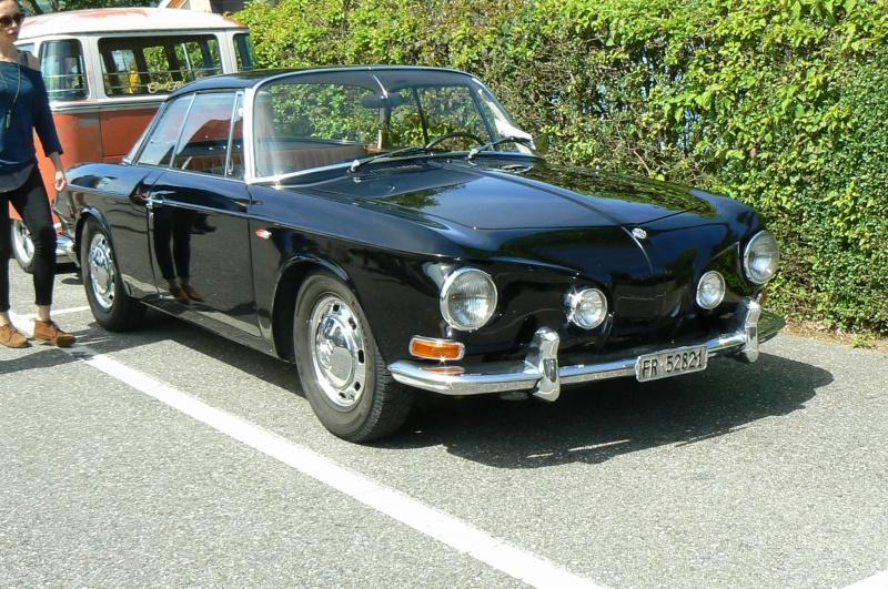 1er meeting international VW Vintage de Morat / Suisse  P1070310