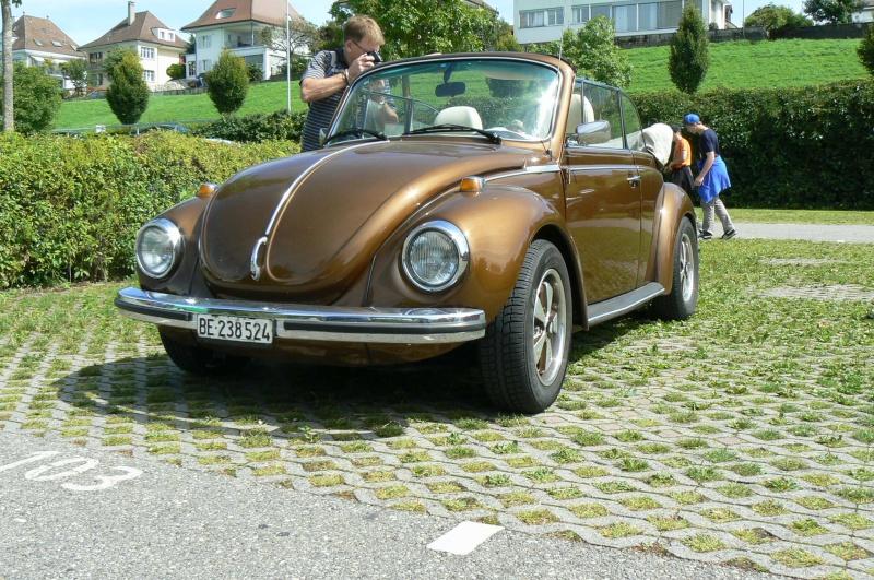 1er meeting international VW Vintage de Morat / Suisse  P1070311